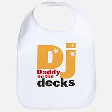 DJ DADDY on the decks Bib