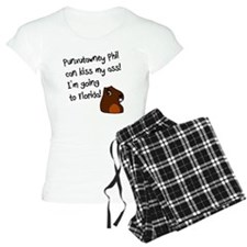 Punxutawney Phil Pajamas