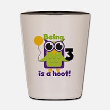 OWL3HOOT Shot Glass