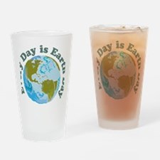 Earth_Day Drinking Glass