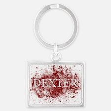 dexter2 Landscape Keychain