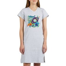 ship6 Women's Nightshirt