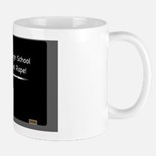 prison is just high school with homosex Mug