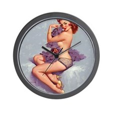 roxanne mouse pad Wall Clock