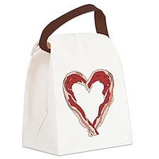 Baconlove Canvas Lunch Bag