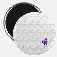 purpledroid Magnet