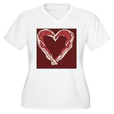 Baconheart3 T-Shirt