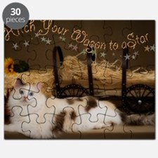 Hitch Your Wagon Puzzle