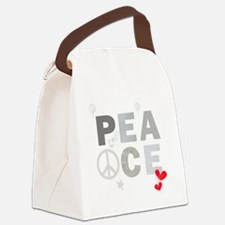 Peace22 Canvas Lunch Bag