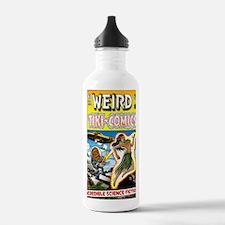 Weird Tiki Comics Water Bottle