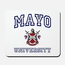 MAYO University Mousepad