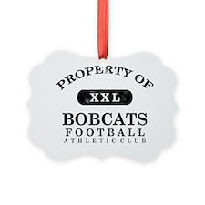 Bobcats Ornament