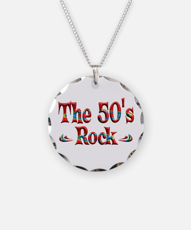 The 50s Rock Necklace