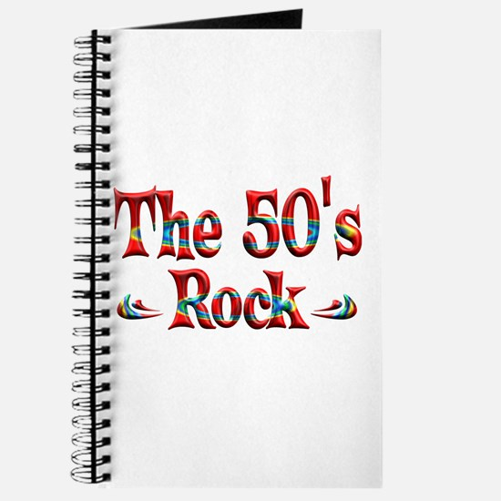 The 50s Rock Journal