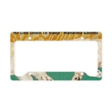 Golden Retriever Puppies, Mah License Plate Holder