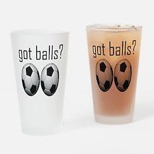 gotballs Drinking Glass