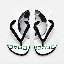 soccercoach Flip Flops