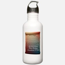 1st Amend Water Bottle