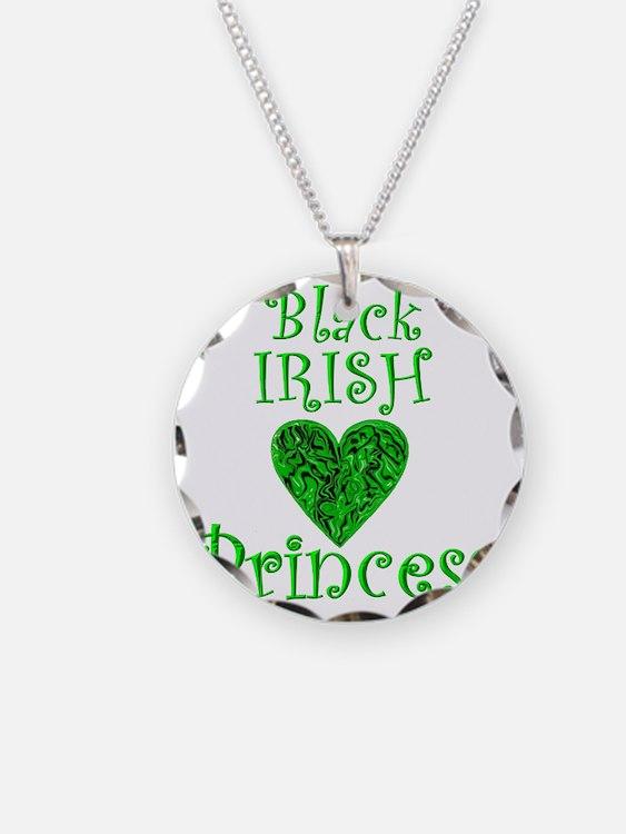 2-black_irish_princess_1 Necklace