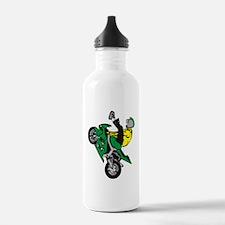 2-Stunt Bike 1 Water Bottle