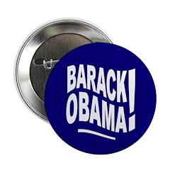 Barack Obama! Blue Button