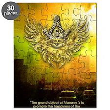 FreemasonryHumanRace Puzzle