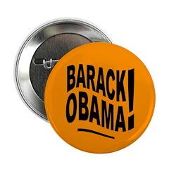 Barack Obama! Orange Button