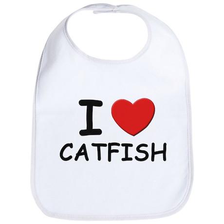 I love catfish Bib