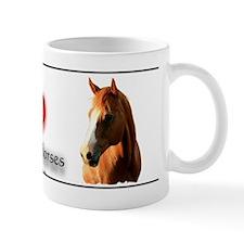 horse 8.31x3 png. Mug