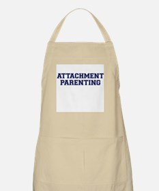 Attachment Parenting Collegiate BBQ Apron