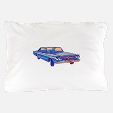 1963 Chrysler Saratoga Pillow Case