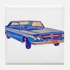 1963 Chrysler Saratoga Tile Coaster