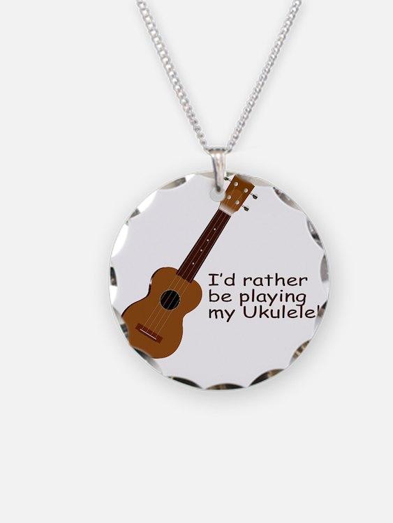 ukuleletshirt Necklace