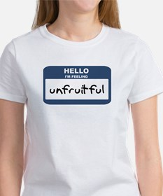 Feeling unfruitful Women's T-Shirt