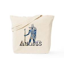 Anubis 3D Tote Bag
