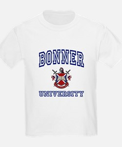 BONNER University Kids T-Shirt