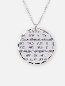 Triathlon2 Necklace
