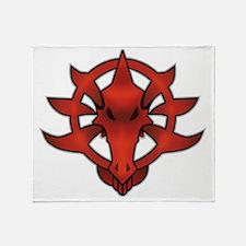 Dragonmaw Clan WoW Tabard T-Shirt Throw Blanket