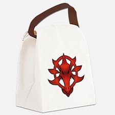 Dragonmaw Clan WoW Tabard T-Shirt Canvas Lunch Bag