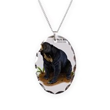 Sun Bear Necklace
