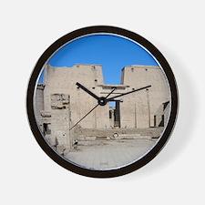 edfu Wall Clock