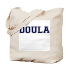 Doula Collegiate Tote Bag