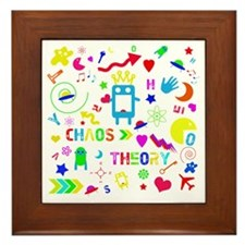 Chaos Theory Framed Tile