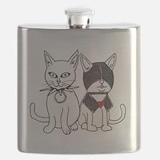 kittyFetish Flask