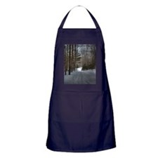The Road Journal Apron (dark)