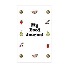 myfoodjournal Decal