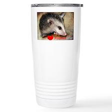 Possum Grunge Travel Mug