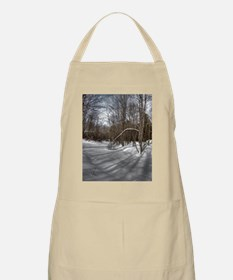 Treefall in the Woods Journal Apron
