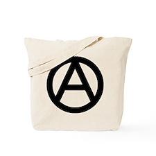 2000px-Anarchy-symbol Tote Bag