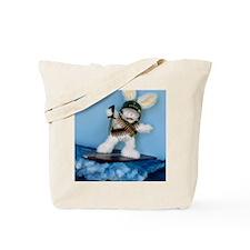 SillyRabbit-T-shirt Tote Bag